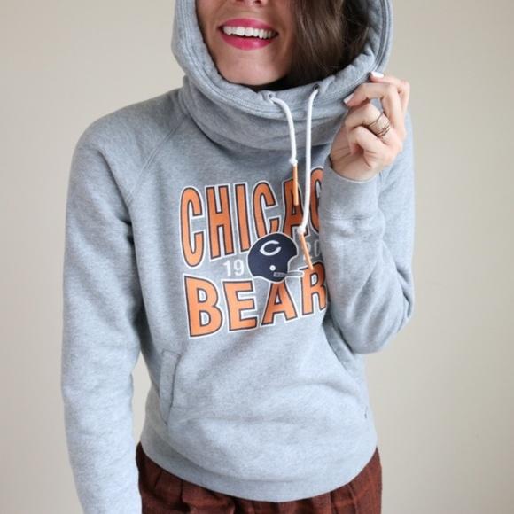 2da0cb3d SALE! Nike Chicago Bears cowl hoodie -B5